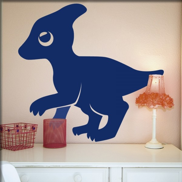 Wandtattoo Parasaurolophus