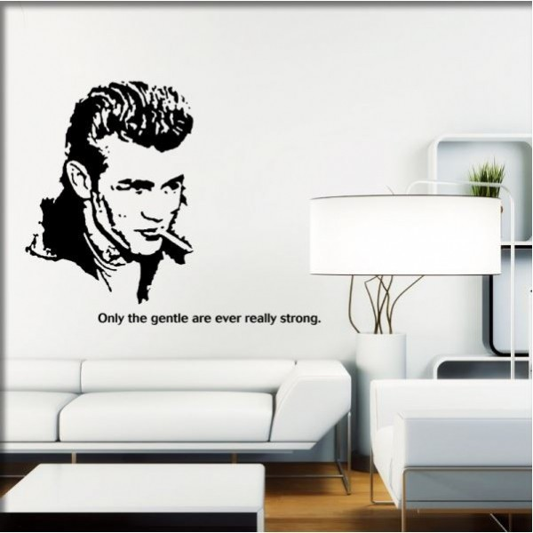 Wandtattoo James Dean