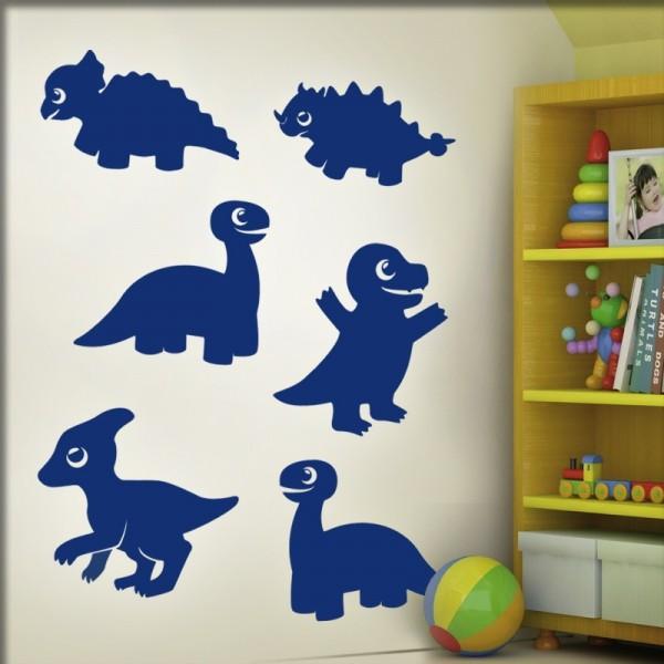 Wandtattoo Dino Mega Set