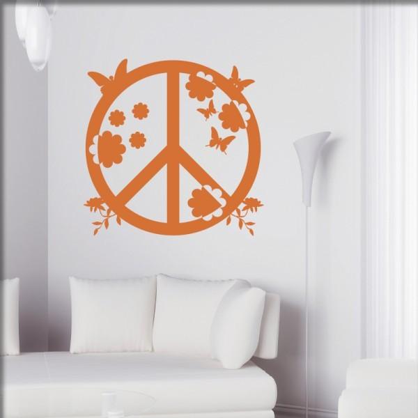 Wandtattoo Peace