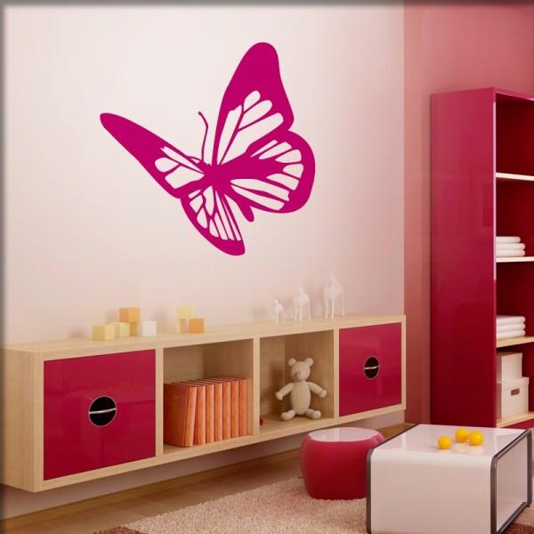 Wandtattoo Großer Schmetterling