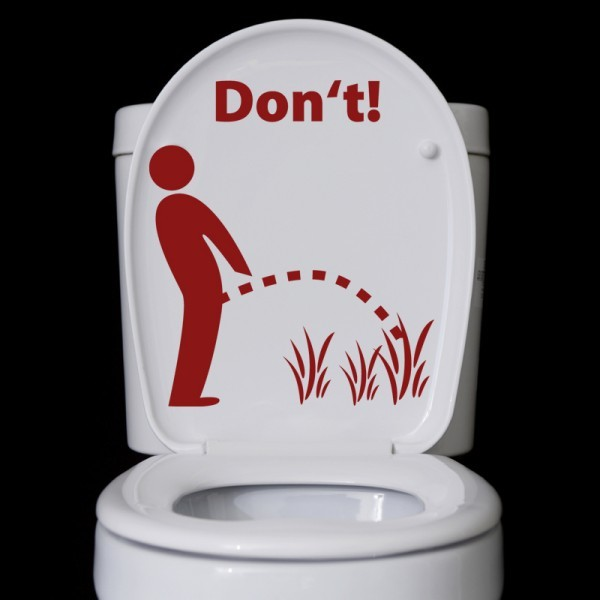 Wandtattoo Don't