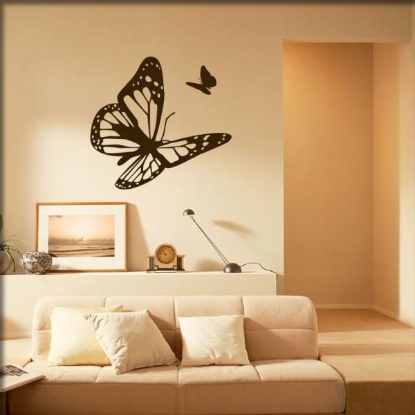 Wandtattoo Feiner Schmetterling