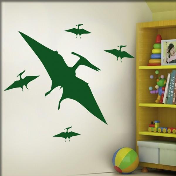 Wandtattoo Pteranodon