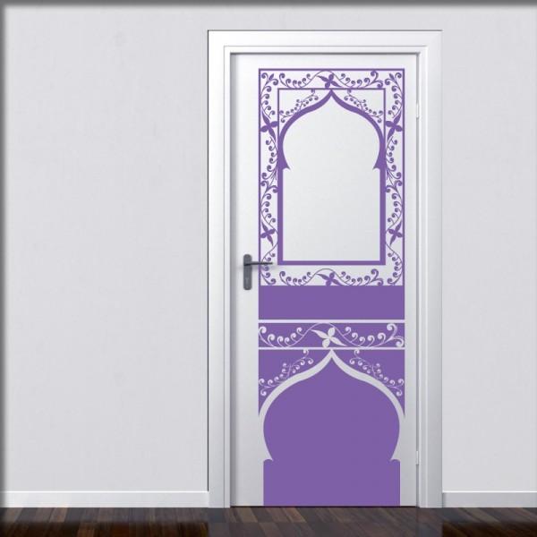 Wandtattoo Orient-Tür