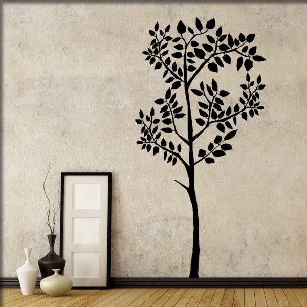 Wandtattoo Naturbaum